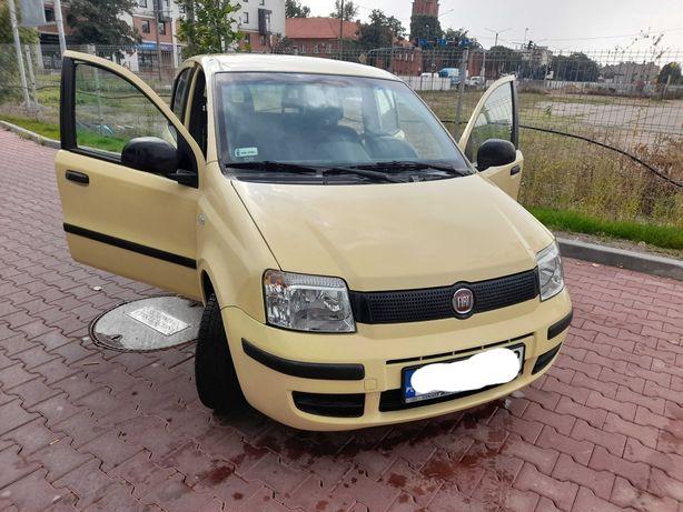 Fiat Panda 1.1 2010r. Pierwszy właściciel salon PL Benzyna