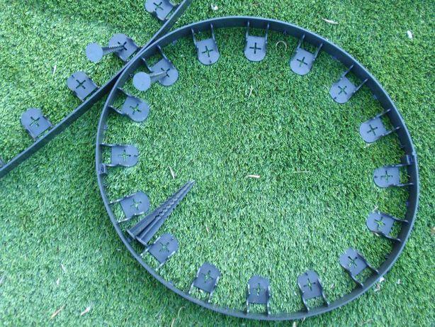 separadores/bordaduras, limitadores para jardins