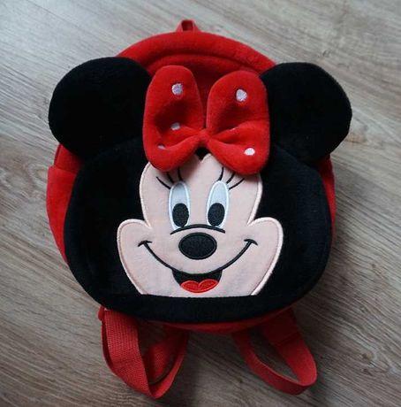 Mały plecak Myszka Minnie jak nowy