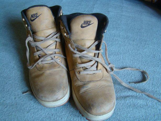 Buty męskie skóra naturalna Nike