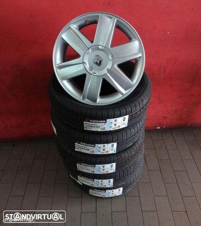 Jantes 16 Originais Renault mégane usadas igual a novas com pneus usados