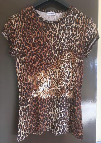 T-shirt animal print  Dolce & Gabbana (original)
