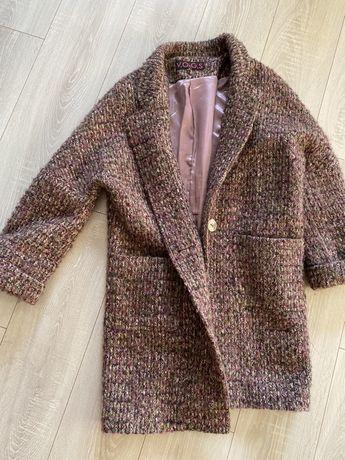 Стильное и тёплое пальто