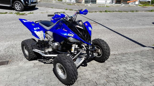 Moto 4 Yamaha raptor 700
