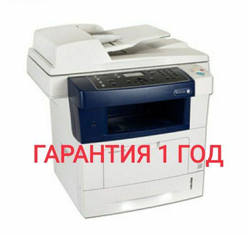 Xerox WC 3550. ГАРАНТИЯ ГОД. Лазерный принтер копир сканер МФУ .