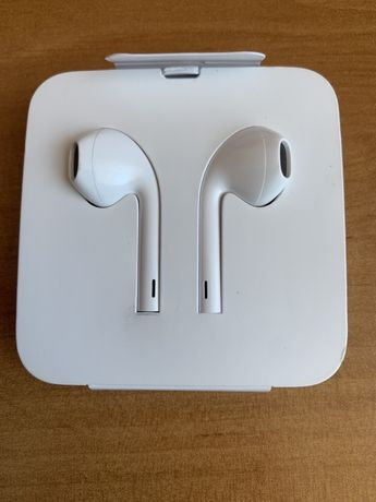 Oryginalne słuchawki Apple lightning