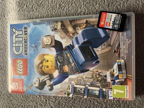 LEGO City: Undercover  nintendo