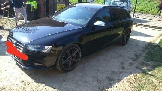 Audi A4 2.0 TDI Shadow S line NAVI MMI Tempomat