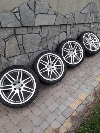 Audi S-Line Orginalne Felgi