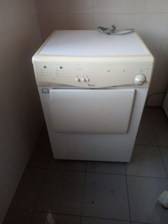 Maquina de secar roupa whirlpool