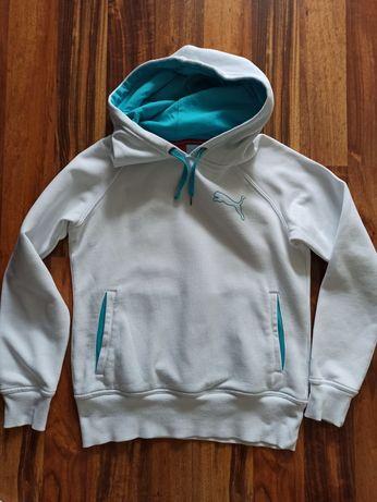 Bluza Puma M-L biała