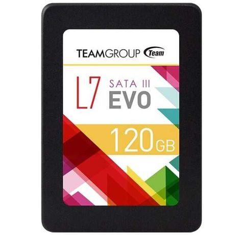 """SSD-накопитель 2.5"""" SATA 120GB Team L7 Evo T253L7120GTC101"""