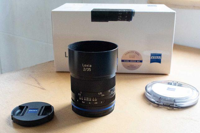 Zeiss Biogon LOXIA 35mm F2