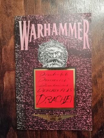 WARHAMMER Drachenfels Książka po angielsku