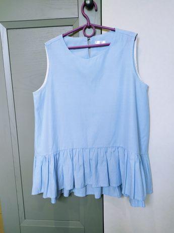 Блузка свободного кроя, для беременных