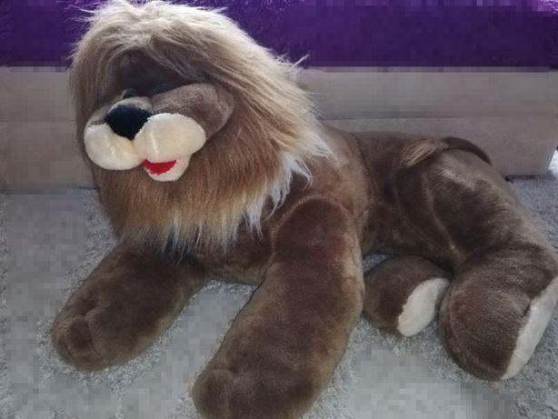 Подарок на день рождения! Большая мягкая игрушка Лев