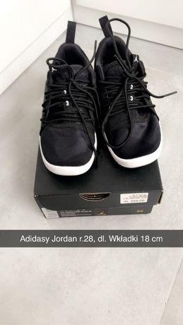 Buty dla chlopca Nike Jordan r.28,5