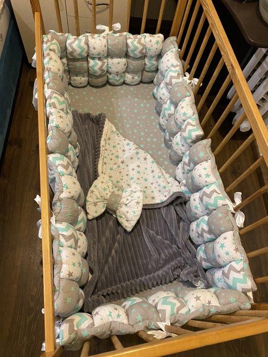 Комплект в кроватку Терноватый Кут - изображение 1