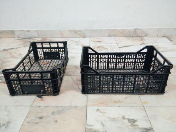 caixas de Plástico de 0,50€ a 1€