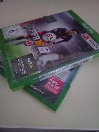 FIFA 16 Xbox one nowe