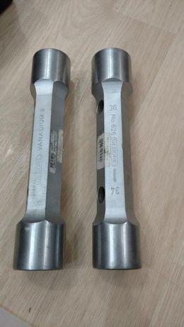 Торцевой усиленный ключ Gedore Гедора 626 36 34 Германия