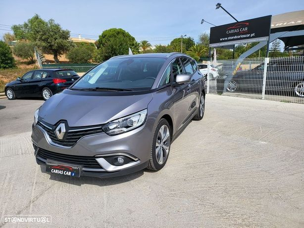 Renault Grand Scénic 1.5 Dci Intense ECO2