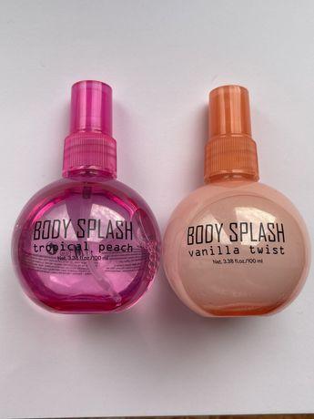 Два парфумованих спреї h&m
