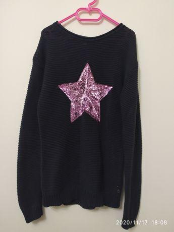 Sweterek z gwiazdką, sweter