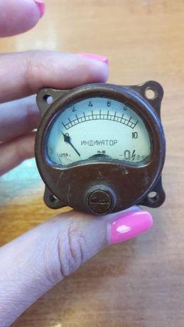 Измерительный прибор 1959 г для авто