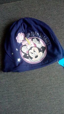 Czapka nowa myszka Minnie