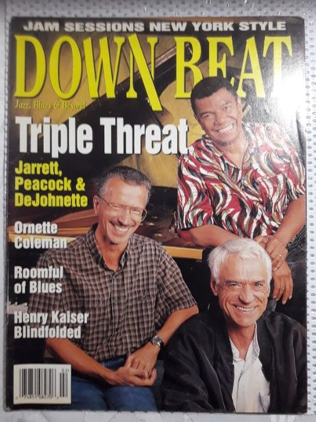 Down Beat - Luty 1996
