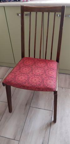 4 krzesła z oparciem