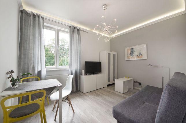 Sopot apartament w zabytkowej Villi Herbst.