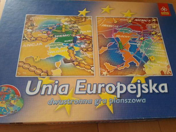 Unia Europejska - dwustronna gra planszowa