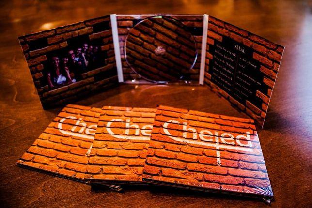 Płyta Cheled EP, zespół chrześcijański, gospel, rock