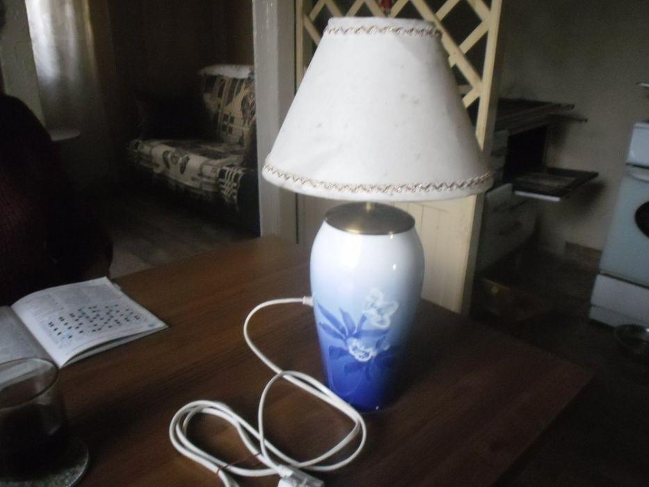 Porcelanowa lampka nocna. Zwoleń - image 1