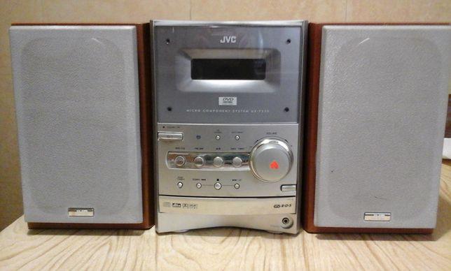 Аудио, видео микросистема JVC UX-P550