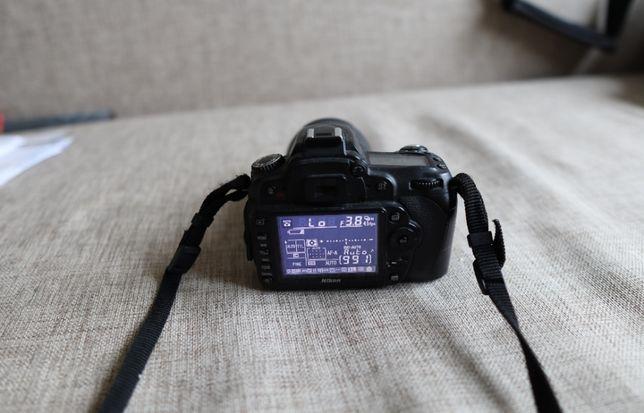 Nikon d90 + akcesoria