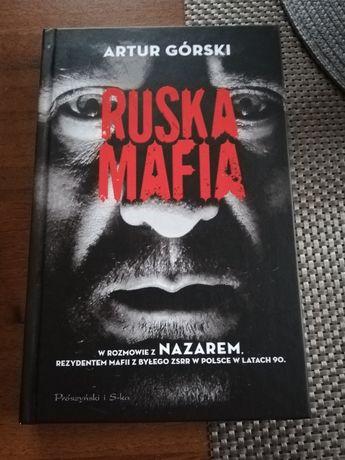"""""""Ruska mafia"""" książka Artur Górski"""