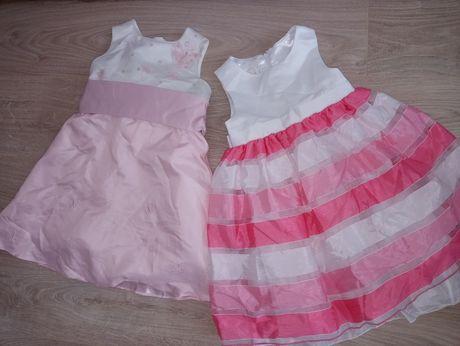 Sukienka wizytowa+gratis roz 98/104