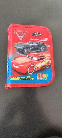 Nowy Piórnik zygzag McQueen auta cars