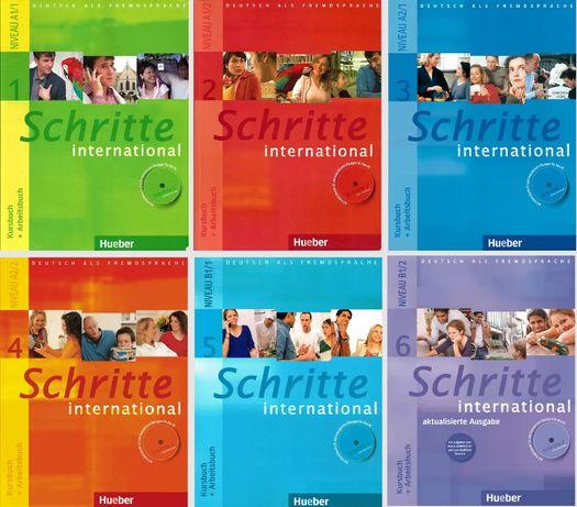 Schritte international Kurs-und Arbeitsbuch