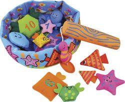 K's Kids Кс Кидс развивающая игра Учимся считать - Рыбалка