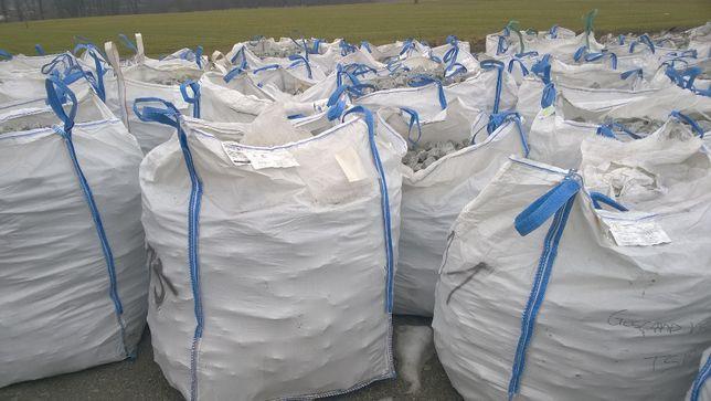 Worki big beg bagi ! Do Gruzu , Kamieni ,Odpadów pobudowlanych 1000 kg