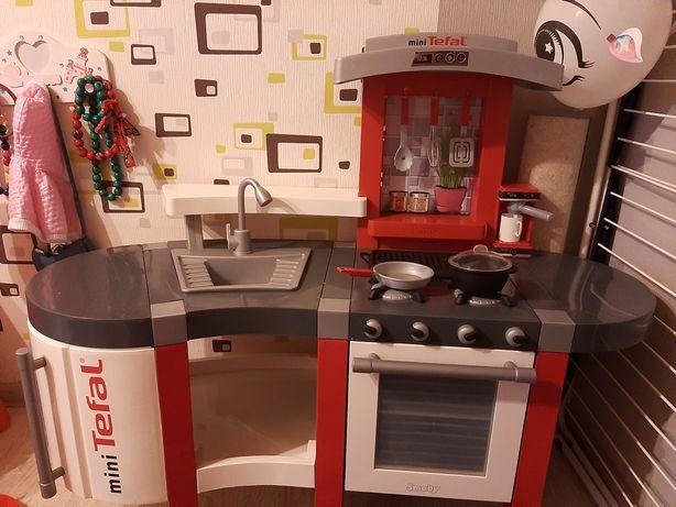 Kuchnia Mini Tefal Smoby