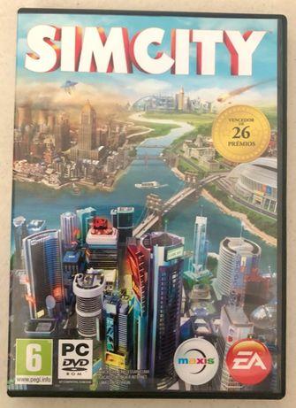 """Jogo para PC - """"SimCity"""""""