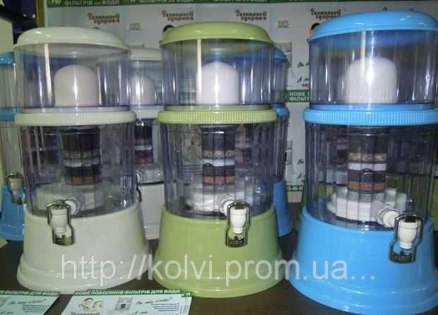Фильтр - минерализатор очистки воды