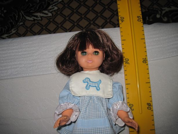 Кукла ГДР, новая жизнь старой куклы