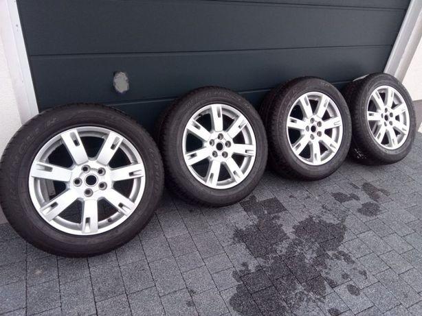 Koła alufelgi Land Rover 19 rozstaw 5x120 IS 53 goodyear wrangler