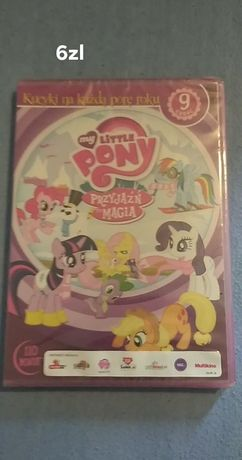 Serial na DVD Mylittle pony